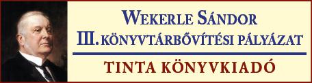 Wekerle Sándor III. könyvtári állománygyarapítási pályázat
