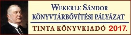 Wekerle Sándor könyvtárbővítési pályázat - 2017.