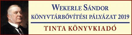 Kazinczy Ferenc tanév végi könyvjutalmazási és könyvtárbővítési pályázat, 2019